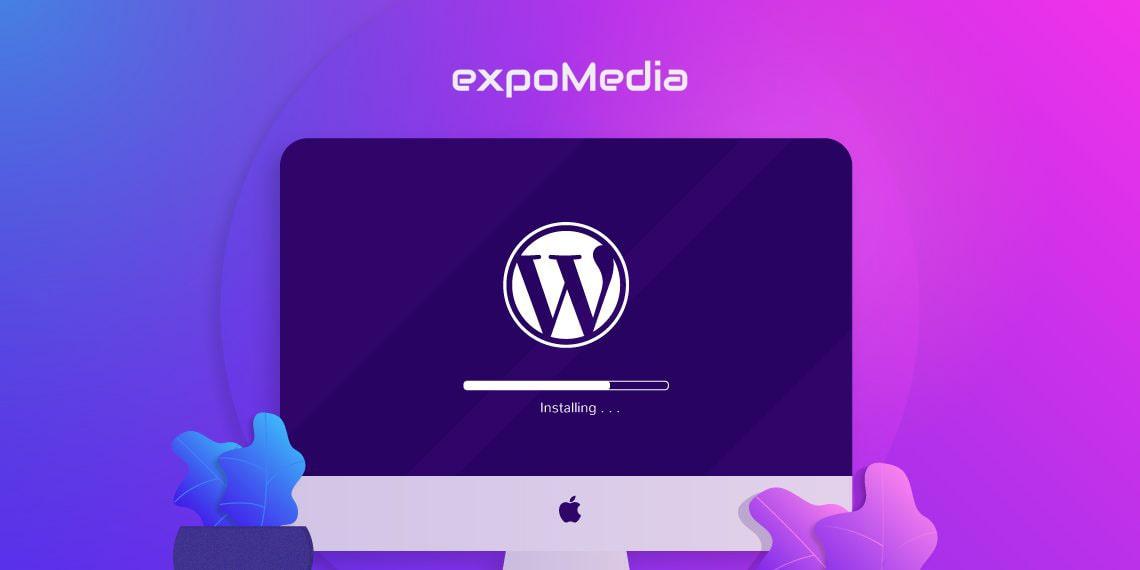 website wordpress gratuit